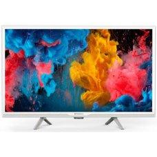 "24"" (60 см) Телевизор LED Hyundai H-LED24FS5002 белый"