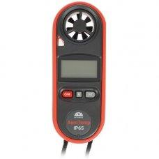 Анемометр с термометром ADA AeroTemp IP65
