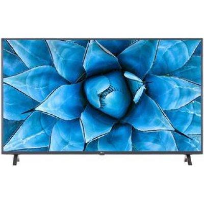 "55"" (139 см) Телевизор LED LG 55UN73506LB темно-серый"