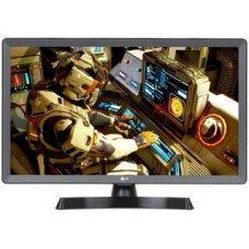"""24"""" (60 см) Телевизор LED LG 24TN510S-PZ темно-серый"""