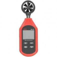 Анемометр с термометром RGK AM-20