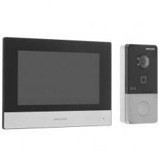 "7"" Видеодомофон HIKVISION DS-KIS603-P"