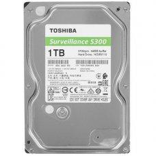 1 ТБ Жесткий диск Toshiba S300 Surveillance [HDWV110UZSVA]