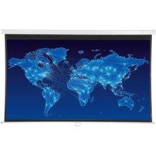 """100"""" (254 см) Экран для проектора Cactus Wallscreen CS-PSW-124x221"""