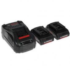 Аккумулятор Bosch 2 ProCORE18V 4.0Ah + GAL 1880 CV
